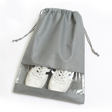 Bag Backpack Shoes Storage Athletic-Bags Outdoor Women Travel Dustproof-Cover Drawstring