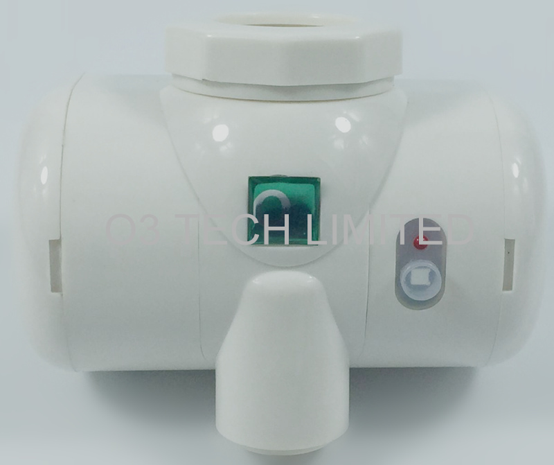 Tap water ozonator/ozone generator 12v/ozone output 120mg/H tap water ozonator ozone generator for cleaning vegetables ozone generator water