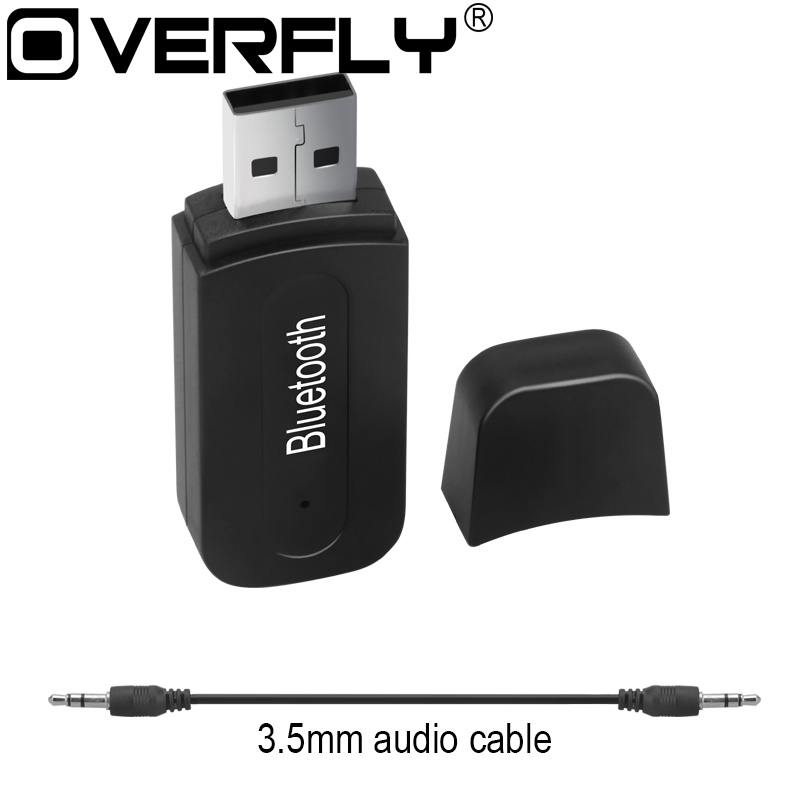 USB Wireless Bluetooth Music Stereo Receiver Adapter AMP Dongle Audio home speaker 3.5mm Jack Bluetooth Receiver Connector цена и фото