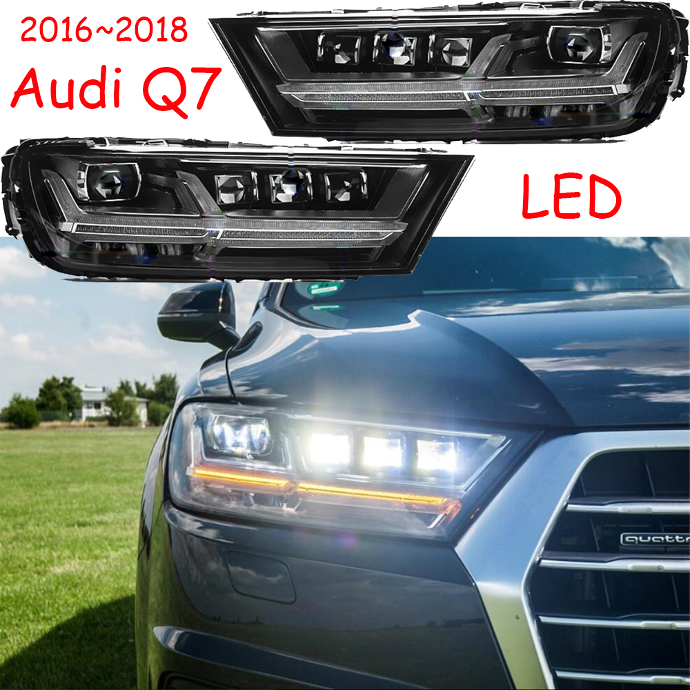 Video Displayq7 Headlights20162018ledq7 Daytime Lighta4a5a8