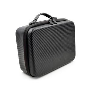 Image 5 - Mavic Air Waterproof Bag Handbag Portable Case PU Carbon Skin Storage Box Shoulder Bag For DJI MAVIC AIR