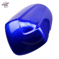 ABS Plastic Blue Motorcycles Rear Seat Cover Cowl Motor Rear Cover Case For Suzuki GSXR GSX