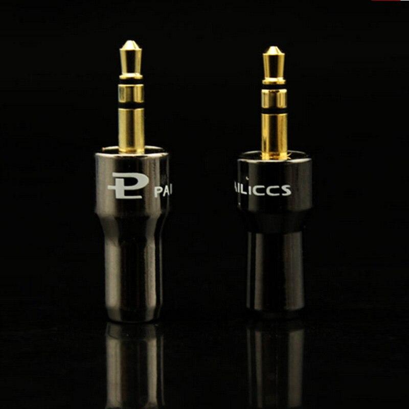 popular mm audio jack wiring buy cheap mm audio jack bgworld high end 3 5 mm 1 8 stereo jack male plug 3 poles