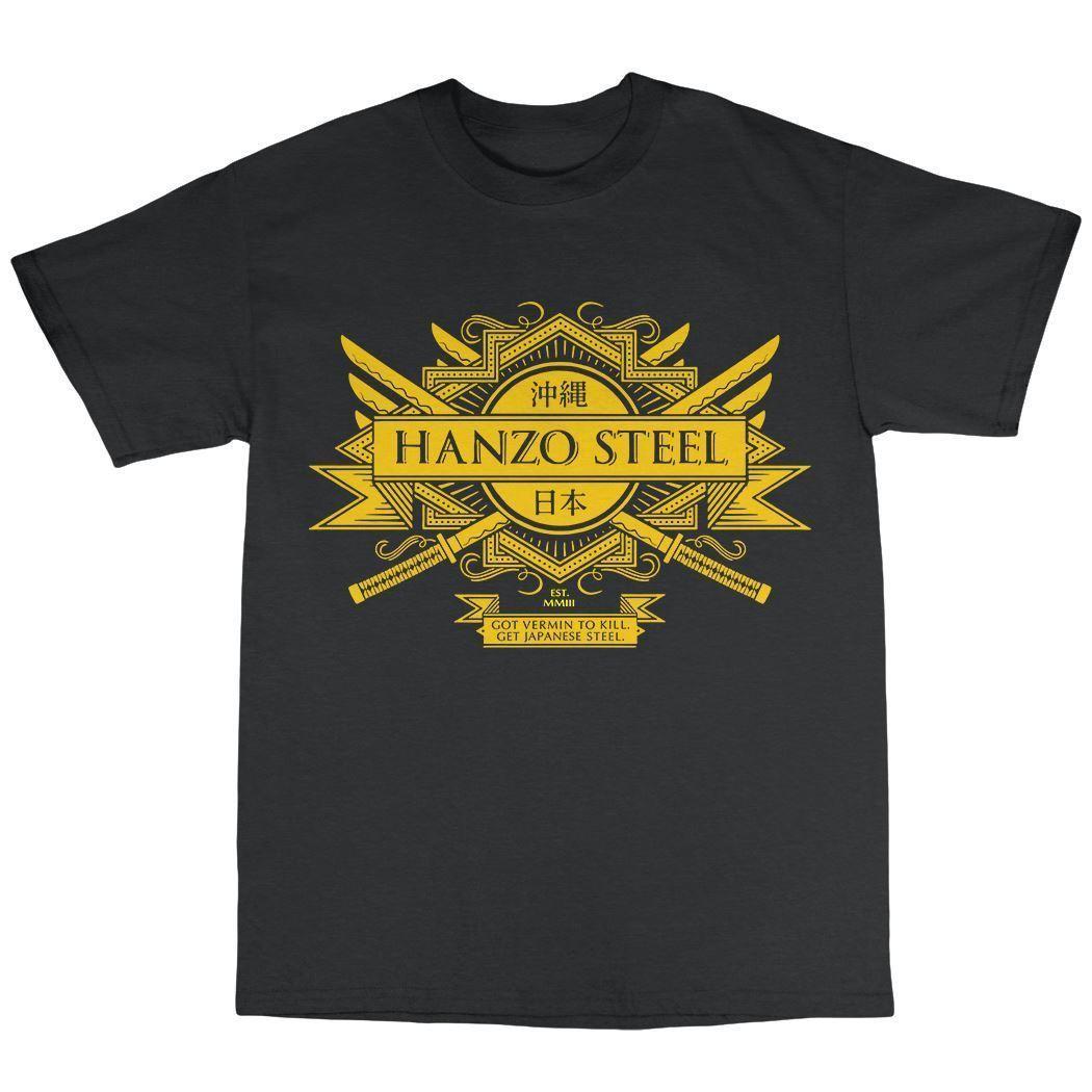 hanzo-steel-t-shirt-100-cotton-kill-bill-inspired-quentin-font-b-tarantino-b-font-sword