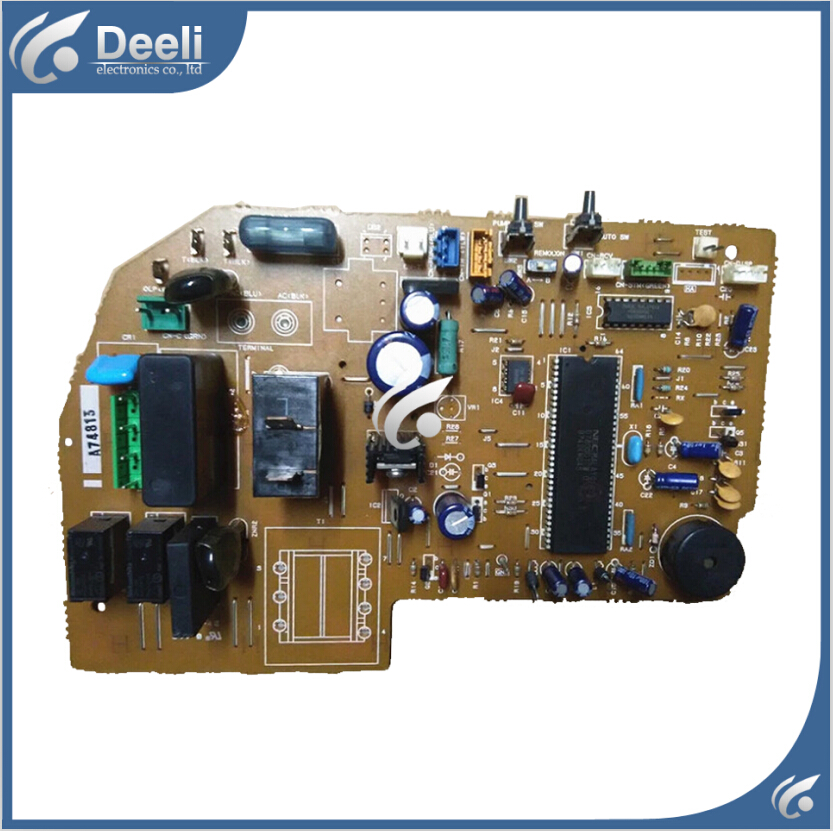 95% new good working for air conditioning board A741494 A71877-3 control board 17c47089xa rev 3 air conditioning board tested