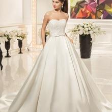 Liyuke A Line Forge Married Wedding Dress 2019 White