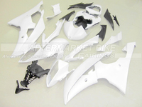 Complete Motorcycle Unpainted ABS Fairing Kit For Yamaha YZF R6 2008 2009 2010 2011 2012 2013 Injection Moulding Blank Bodywork