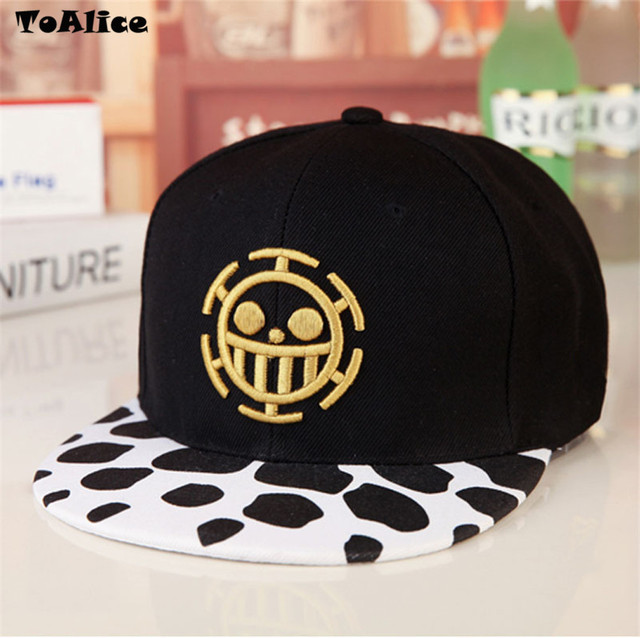 One Piece Hat Trafalgar Law Baseball Cap Hats