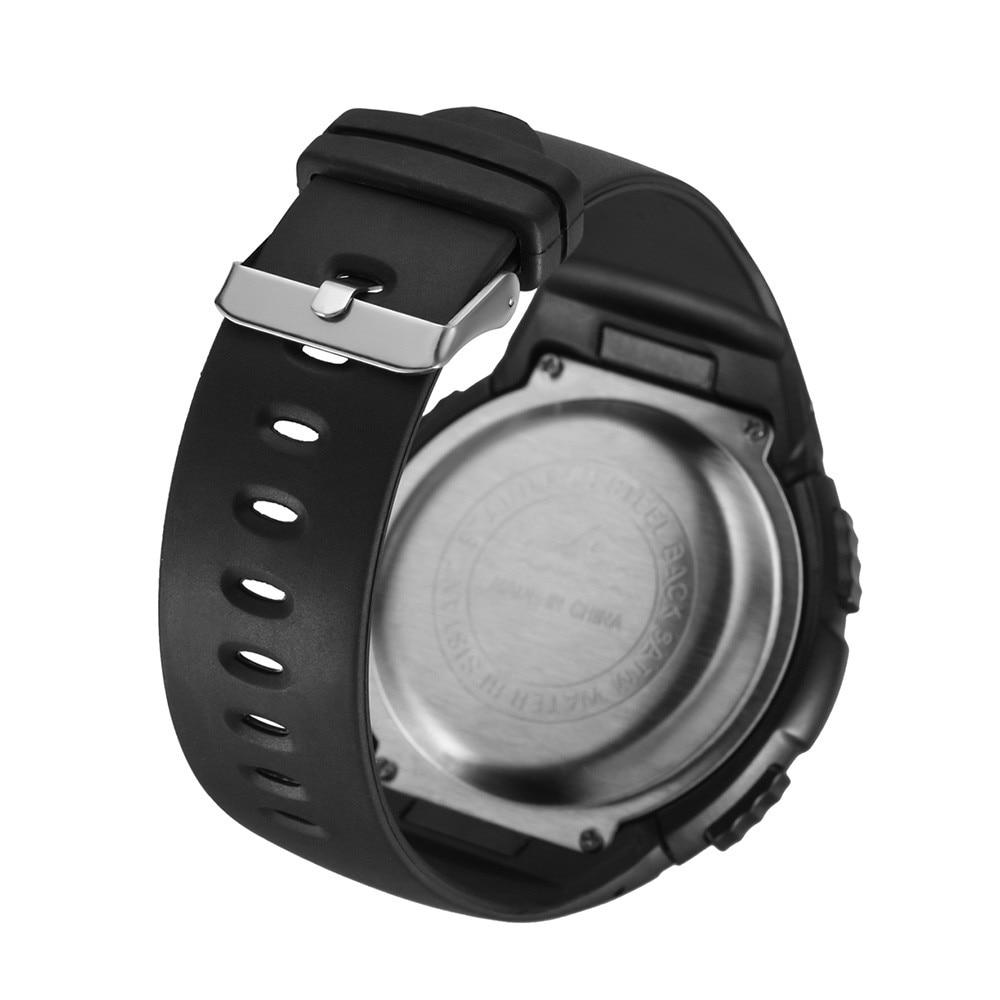 Multifunctional digital watch men outdoor running led watch sport watches Digital wrist watch relogio digital-2