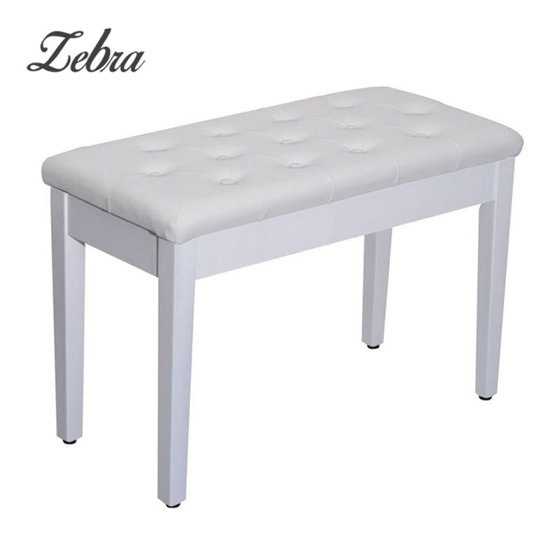 Wonderful NEW White Ebony PU Leather Piano Bench Padded Piano Keybo Storage Seat  Double Duet Piano Stool Chair In Piano From Sports U0026 Entertainment On  Aliexpress.com ... Design Inspirations