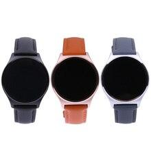 M7 умный Браслет Сенсорный экран OLED 0.96 дюймов умный браслет часы крови Давление монитор аритмия обнаружения для Android