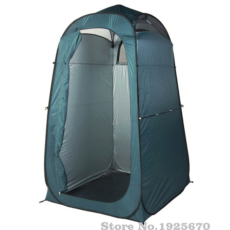 Portable Single Pop Up Shower Tent Change Room Toilet with UV function Ensuite 210cm Tent/Original export to Australia portable foldable pop up tunnel basketball tent