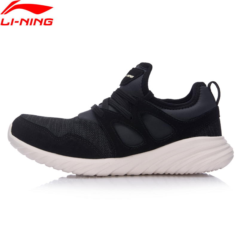 Li-Ning Women Edge Walking Shoes Glory Series Textile Breathable Sneakers Soft Light LiNing Sports Shoes AGCM132 YXB082