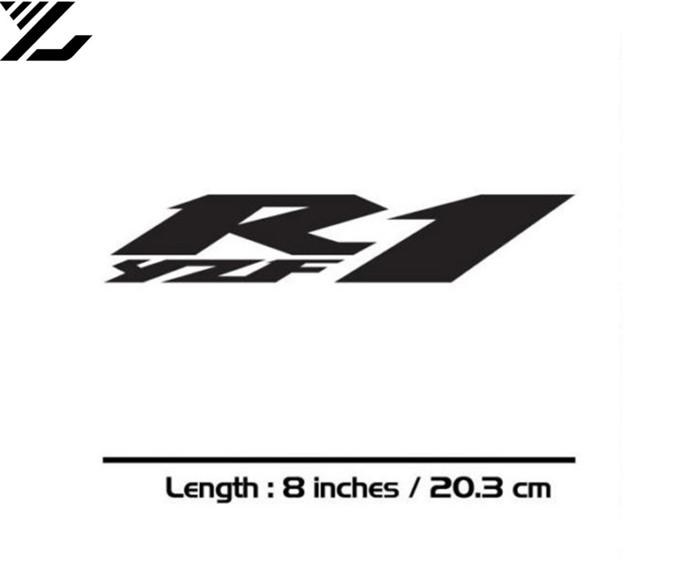Motorcycle decoration bicycle fuel tank wheel helmet body moto gp sticker decoration for yamaha stickers yzf1000 r1 yzf r1 r1000