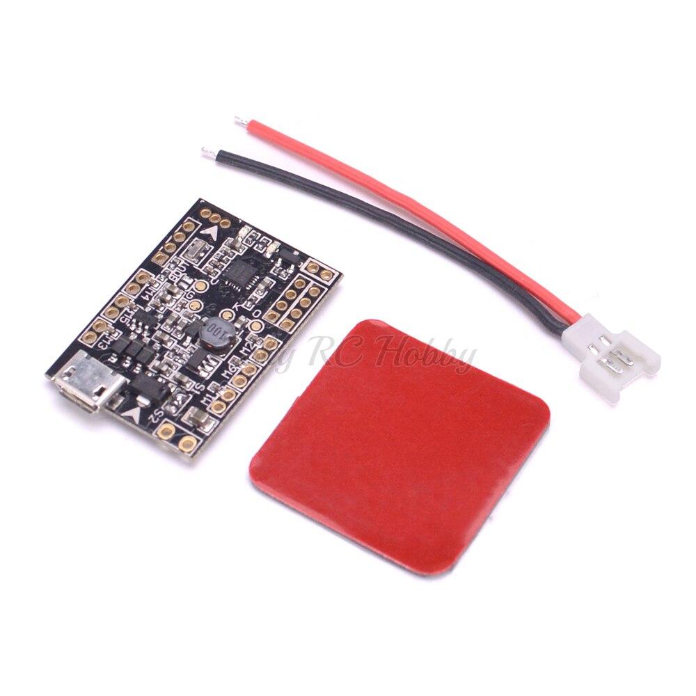 Micro 32 бита F3 EVO V2.0 матовая панель управления полетом на основе SP RACING F3 щетка EVO для микро FPV рамы