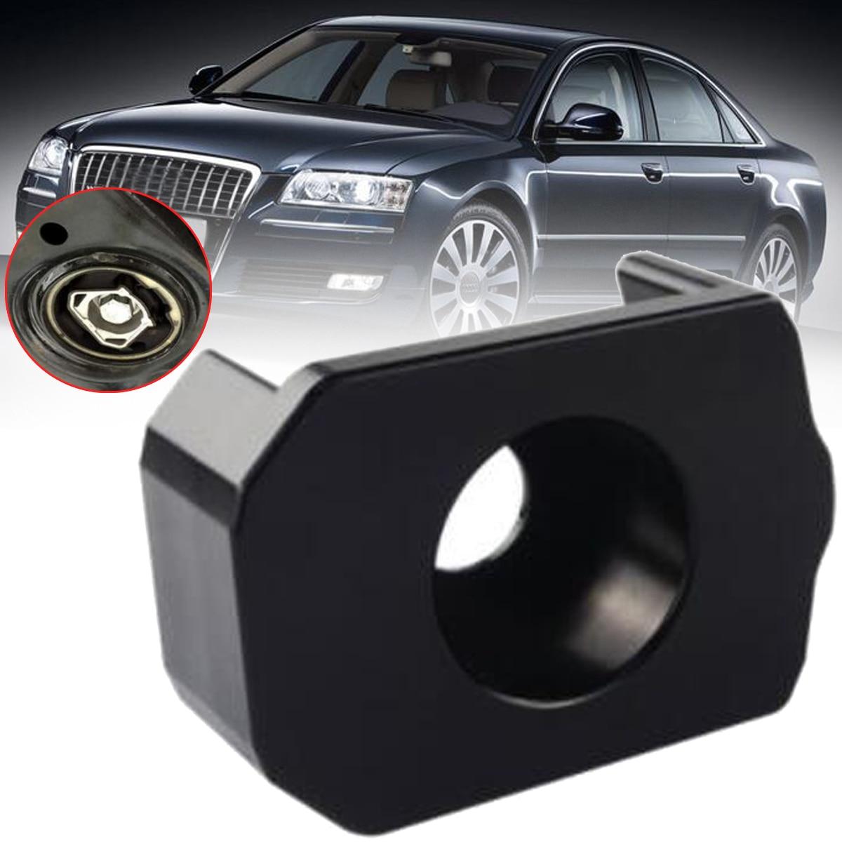 Car Billet Aluminum MQB Dog Bone Dogbone Mount Insert Fits For VW Volkswagen Mk7 Golf  GTI  R 8V For Audi A3 S3 RS3 TT TTS TTRS