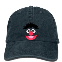 hip hop Baseball caps Men Funny hat Women Cool Sesame Street Ernie Face cap (China 26ea69f13b2c