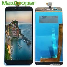 "Top Quality 5.5 ""Para Lanix Ílio L1120 Módulo de Display LCD E Touch Screen Digitador Assembléia"