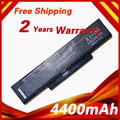 6 celdas de batería portátil para asus a9 a9000 f2f f3f f3e f3a f7f f3k M50 M51 Z53 Z94 Z96 Z97 S97 Pro31Ja Pro71 57 31E X56V X56VA X56S