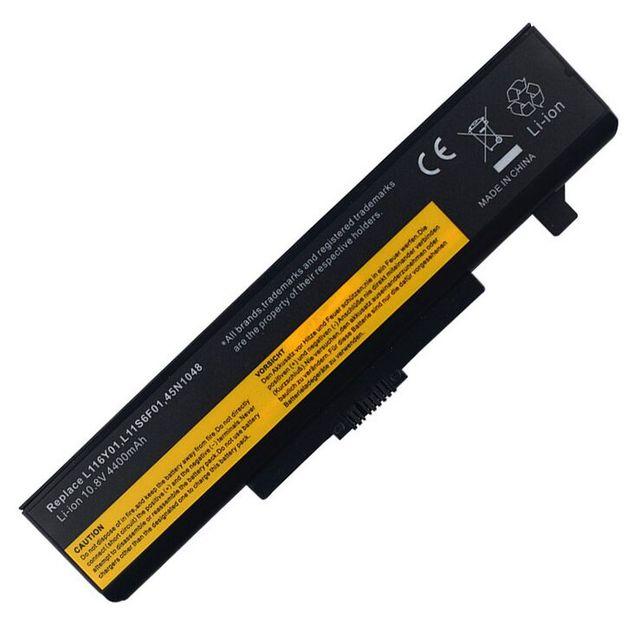 Al por mayor nueva 6 celdas de batería del ordenador portátil para lenovo g480 g485 g585 g580 y480 y480n y485 l11l6f01 l11l6r01 l11l6y01