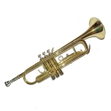 лучшая цена Bb Trumpet musical instruments Brass Trompete for Beginners trompeta mouthpiece Musical instruments