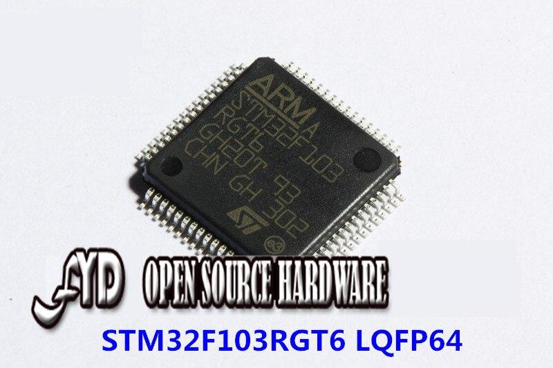 Цена STM32F103RGT6