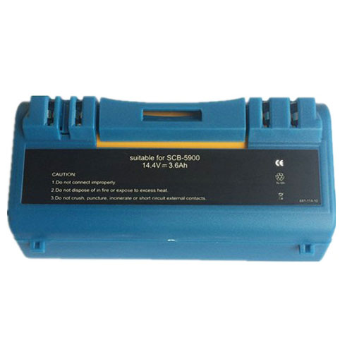 14.4V SC NI-MH Rechargeable Battery Pack 3600mAh Vacuum Sweeping Cleaner replace for Irobot scooba 300 330 340 380 385 series 14.4V SC NI-MH Rechargeable Battery Pack 3600mAh Vacuum Sweeping Cleaner replace for Irobot scooba 300 330 340 380 385 series