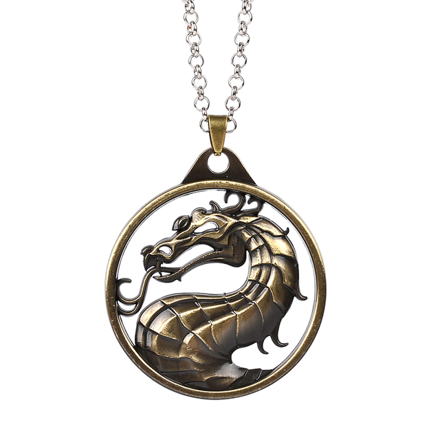 Image result for amulet with dragon crest