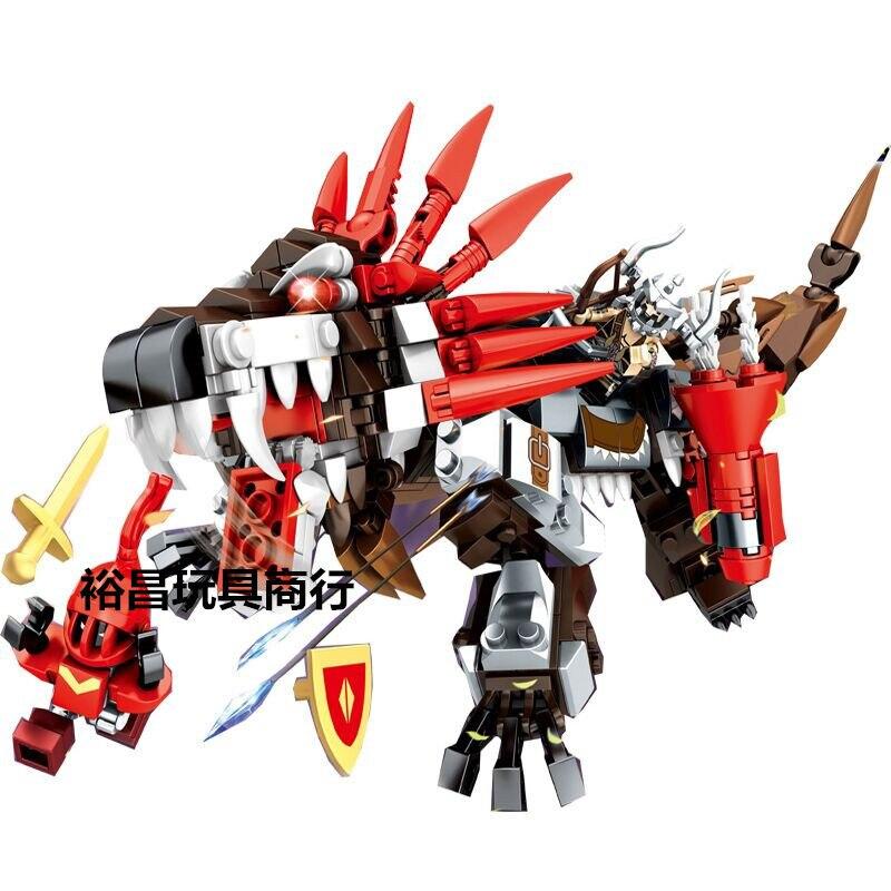 11830 Glory black boss soldier Super Heroes Iroman goku Building Blocks bricks baby toys children gift