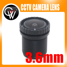 SALE 3.6mm lens CCTV Camera Lens IR Security Camera Lens Fixed Iris for CCTV Camera
