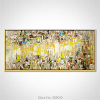 Modern abstract Colour Oil Painting hand painted canvas oil painting the living room decorative artwork