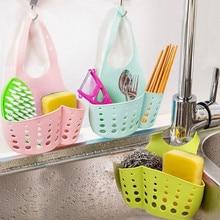 Кухонный держатель для губки в раковину сушилка для раковины Висячие сливные инструменты для хранения полка для хранения держатель для раковины сливная корзина переносная домашняя