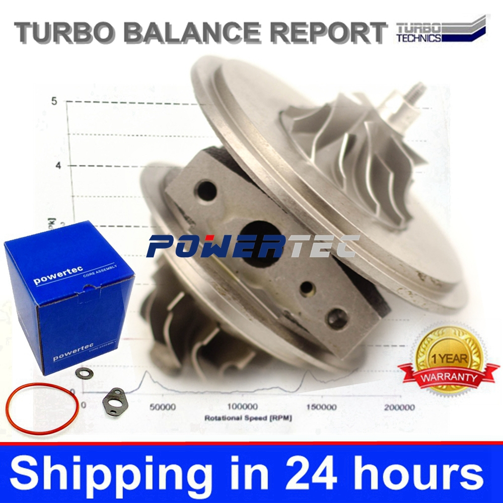 GT1544Z 802419 706499 turbo charger core cartride 706499-5004S 706499-0002 706499-0001 turbo chra for Ford Focus I 1.8 TDDi