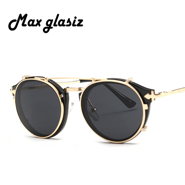 2368174e86408 New Fashion Luxury Brand Designer Sunglasses Ladies Shades Sunglasses  Mirror Women Sun Glasses Men Vintage Eyewear Lunette