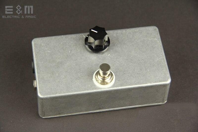 diy mod zvex woolly mammoth bass fuzz pedal electric guitar stomp box effect amplifier amp. Black Bedroom Furniture Sets. Home Design Ideas