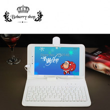 8 inch Tablet Computer Octa Core  Android Tablet Pcs 4G LTE mobile phone android Rom 128GB tablet pc 8MP IPS MT6752