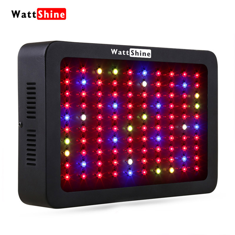 300w led grow lights Full spectrum Growing lamps For Greenhouse Hydroponics Systems Indoor plants Free shipping Fast deliver 1pcs full spectrum 300w led grow lights horticulture garden flowering hydroponics vegetables plant lamps aquarium free shipping