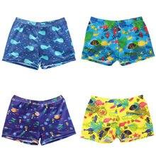 549bdb54d0108 Los niños de verano Pantalones cortos de algodón de moda de los niños  bragas ropa Casual para niños de impresión de dibujos anim.