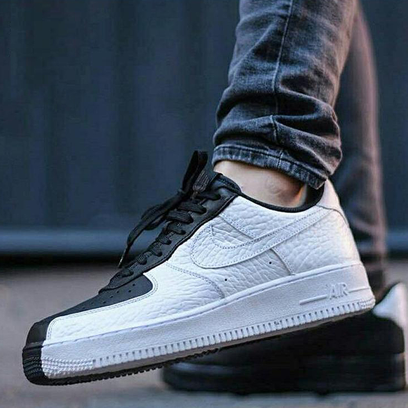 best cheap ff655 374ea Nike Air Force 1 Low Split AF1 Men Skateboard Shoes,Original Men Sports  Sneakers Shoes 905345-004