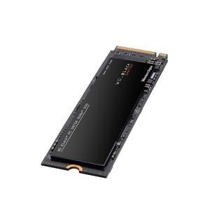 Image 4 - Western Digital WD שחור SN750 SSD 1 TB M.2 2280 SSD WDS100T3X0C NVMe Gen3 PCle 3D Nand עבור מחשב נייד SSD M.2