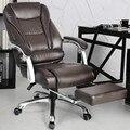 Luxuoso e confortável tipo levantamento rotativo cadeira do computador cadeira de escritório em casa pode descansar Cadeira patrão Cadeira de Jogos