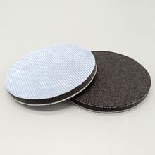 OEM 5 Inch sponge buffing pad with jean surface foam polishing pad sealing wax