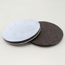 Tampon de polissage pour éponge, 5 pouces, OEM, avec surface en jean, mousse, cire de scellage