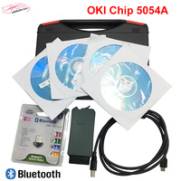 2017Newest VAS 5054A ODIS V3 0 3 Bluetooth Full OKI Chip Diagnostic Tool VAS5054A 5054a VW