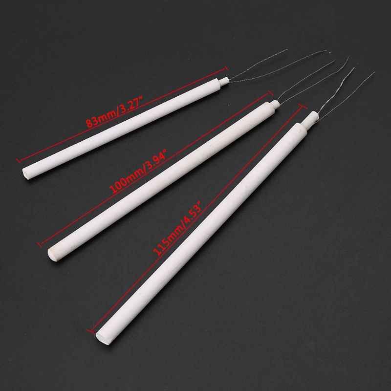 سبيكة لحام كهربائي عنصر التدفئة الداخلية ساخنة خام سيراميك 20 واط 35 واط 50 واط