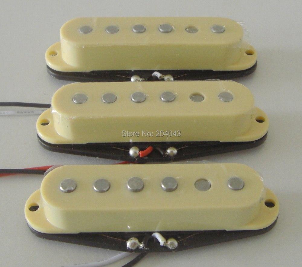buy sell free shipping great sound alnico 5 rod st guitar pickups 3pcs set. Black Bedroom Furniture Sets. Home Design Ideas