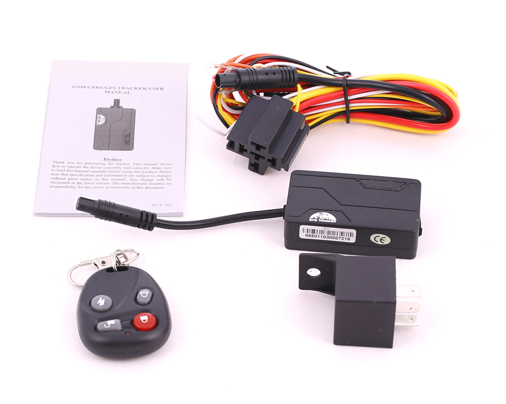 Coban gps tracker 303g Mini spy car vehicle gps tracking device free web Service