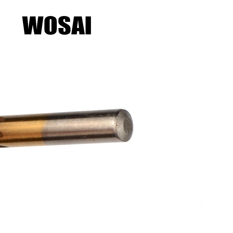 WOSAI 6 vnt. Elektrinių gręžtuvų ir pjūklų rinkinys HSS plieno - Grąžtas - Nuotrauka 4