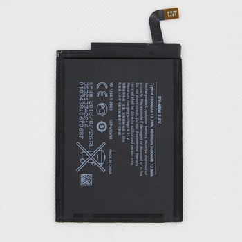For Nokia Lumia 1520 MARS Phablet RM-937 Bea Lumia1520 3500mAh BV4BW BV-4BW Lithium Mobile phone battery with tools