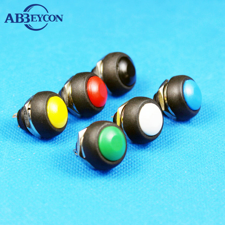 Aliexpress.com : Buy NS120 Red small OFF (ON) 1A 12MM